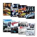 【送料無料】 ワイルド・スピード シリーズ全8作 DVDセット