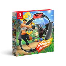 【送料無料】 Nintendo Switchソフト <strong>リングフィット</strong> <strong>アドベンチャー</strong>