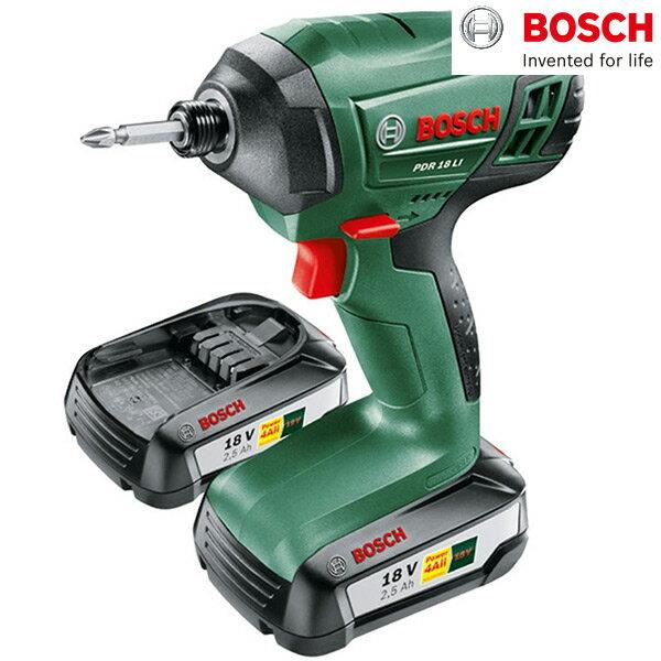 【即日出荷】ボッシュ BOSCH バッテリーインパクトドライバー PDR18LIN