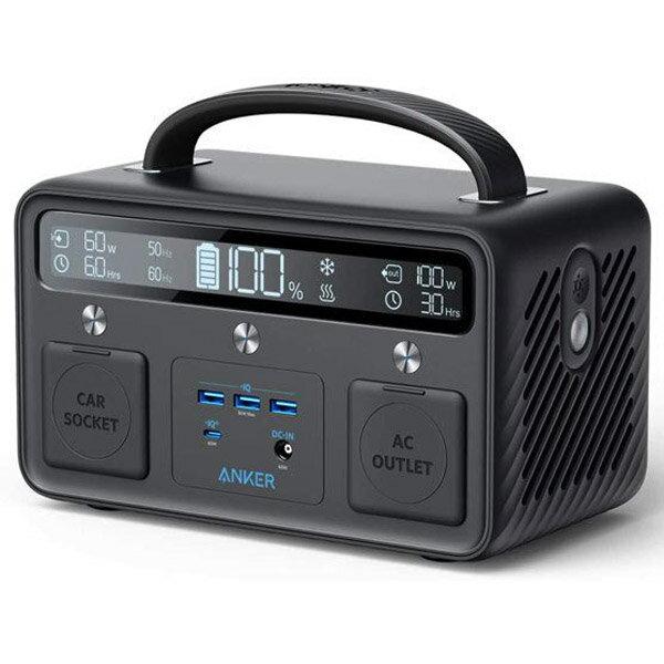 Anker PowerHouse II 400 (ポータブル電源 大容量 389Wh)