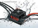 【HOBBYWING 車用アンプ&モーター】QuicRUN-WP-10BL60 BEC内蔵2A/6V 1/10用