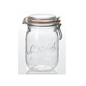 RoomClip商品情報 - ガラス瓶 蓋付 ガラス保存瓶 ル・パルフェ ボーカル1000cc 922932 jar