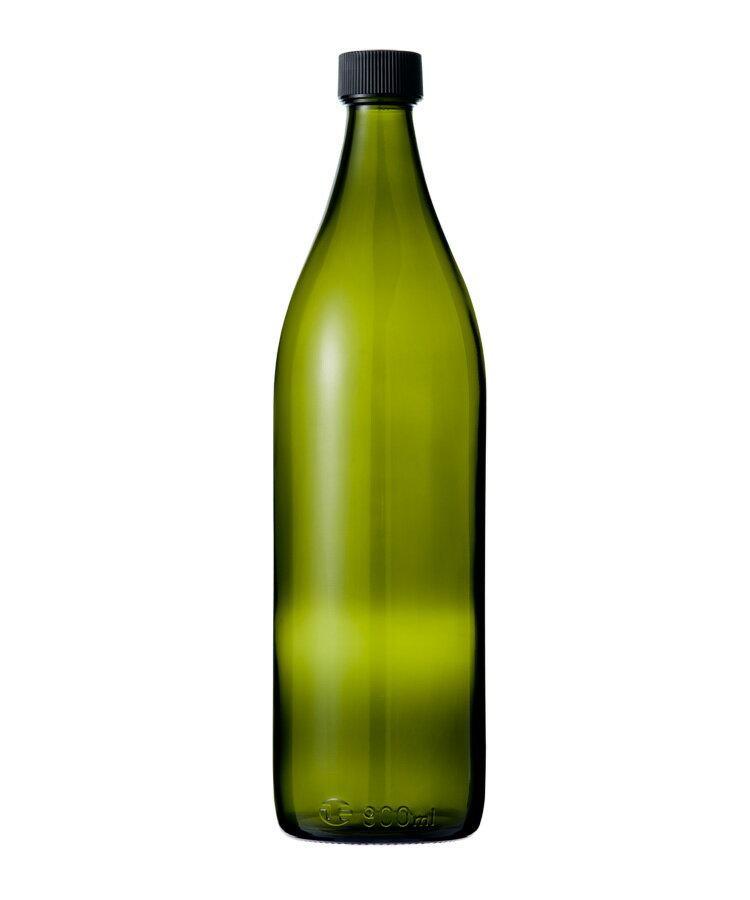 RoomClip商品情報 - ガラス瓶 酒瓶 焼酎瓶 灘900 DS 900ml sake bottle