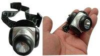 EIGER TOOL(アイガーツール)超小型LEDヘッドライト 1Wの画像