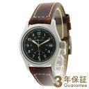 [3年長期保証付][送料無料][ギフト用ラッピング袋付][P_10]HAMILTON [海外輸入品] ハミルトン カーキ フィールド ミリタリー H68311533 レディース 腕時計 時計