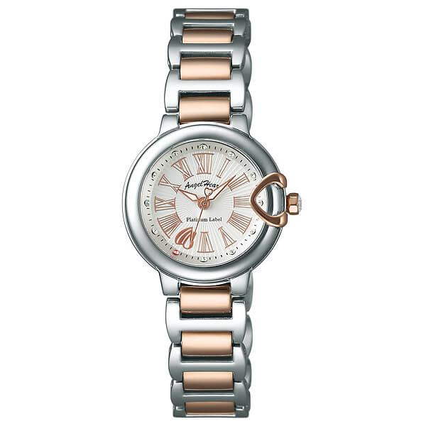 AngelHeart [国内正規品] エンジェルハート プラチナムレーベル PTL25RSS             レディース 腕時計 時計【ポイント11倍】 [10年長期保証付][送料無料][腕時計ケア用品 マルチクロス付][ギフト用ラッピング袋付][P_10]