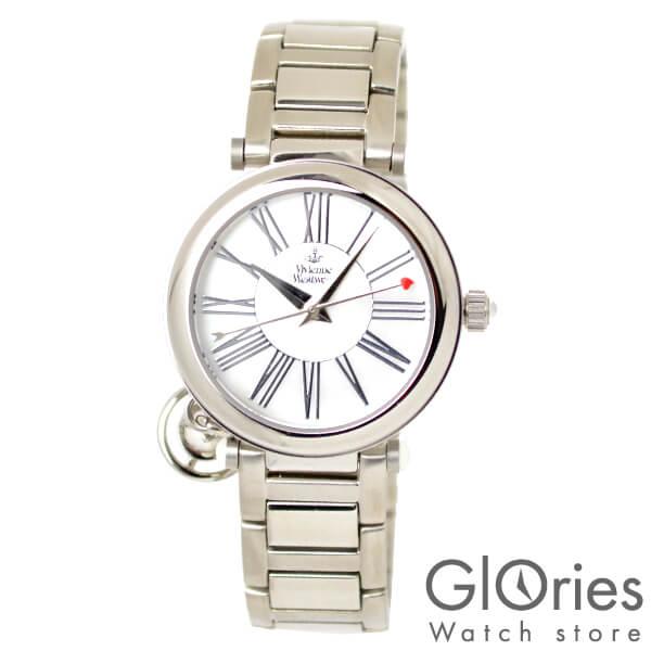 VivienneWestwood [海外輸入品] ヴィヴィアンウエストウッド  VV006PSLSL レディース 腕時計 時計 [3年長期保証付][送料無料][ギフト用ラッピング袋付][P_10]しろい(しろい)
