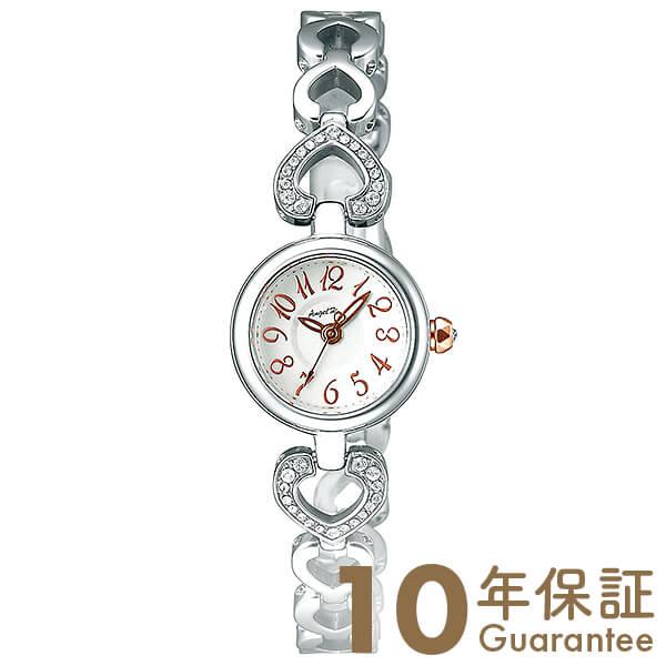 AngelHeart エンジェルハート ピンキーハート シルバー スワロフスキー PH19BRSV [正規品] レディース 腕時計 時計 [10年保証付][腕時計ケア用品 マルチクロス付][ギフト用ラッピング袋付]
