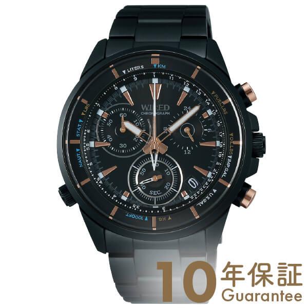 セイコー ワイアード WIRED クロノグラフ 10気圧防水 AGAW440 [正規品] メンズ 腕時計 時計2019年5月上旬入荷予定(2019年5月上旬入荷予定)