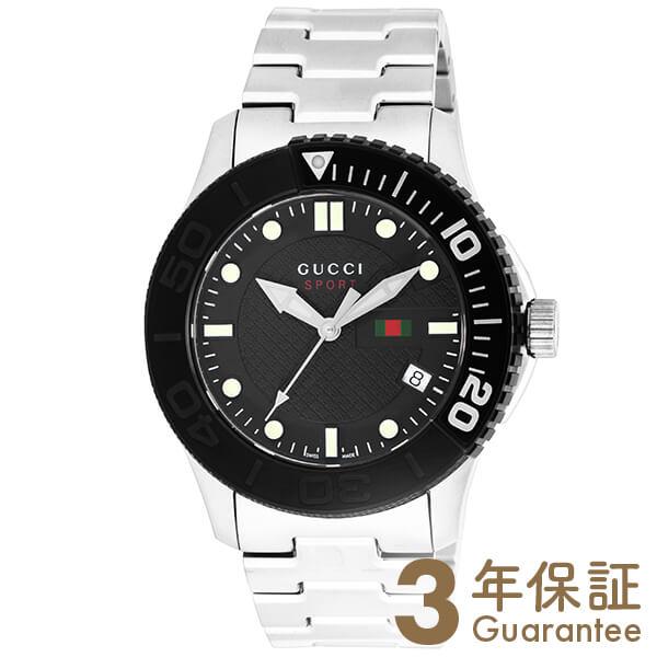 GUCCI [海外輸入品] グッチ  YA126249 メンズ 腕時計 時計 [3年長期保証付][送料無料][ギフト用ラッピング袋付][P_10]