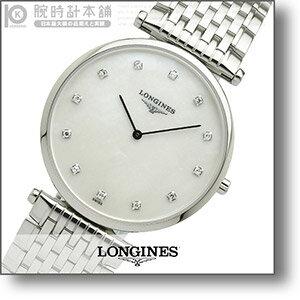 LONGINES [海外輸入品] ロンジン  L4.709.4.87.6 メンズ 腕時計 時計 [送料無料][ギフト用ラッピング袋付][P_10]