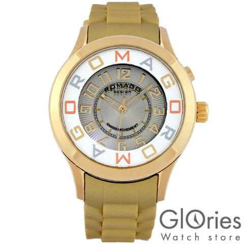 ROMAGODESIGN ロマゴデザイン RM015-0162PL-GDGD [正規品] メンズ&レディース 腕時計 時計【あす楽】【あす楽】【あす楽】【あす楽】
