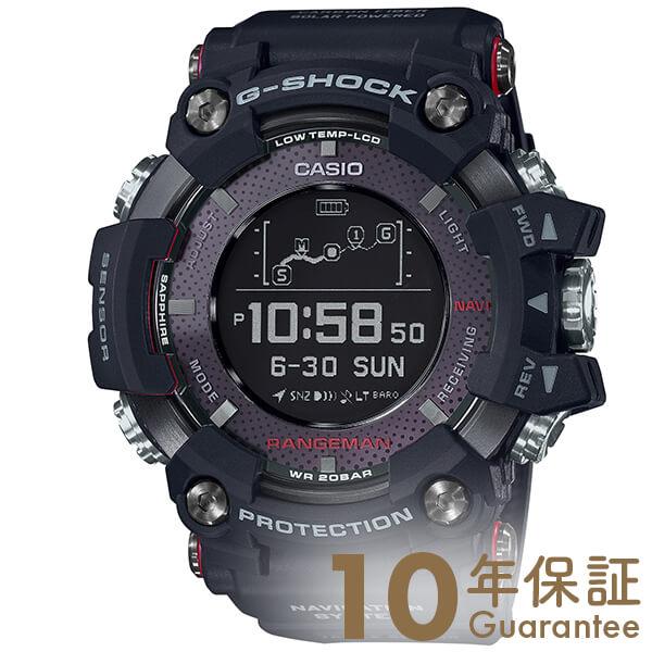 カシオ Gショック G-SHOCK Bluetooth搭載 GPR-B1000-1JR [正規品] メンズ 腕時計 時計 レンジマン GPS【36回金利0%】