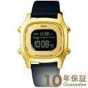【店内最大ポイント55.5倍!5日限定!】 セイコー アルバ 腕時計 レディース メンズ 防水 革ベルト fusion SEIKO ALBA AFSM403 ブラック