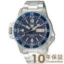 【ポイント10倍】セイコー 逆輸入モデル SEIKO セイコー5(ファイブ)スポーツ 200m防水 機械式(自動巻き) SKZ209J1(SKZ209JC) [国内正規品] メンズ 腕時計 時計【あす楽】