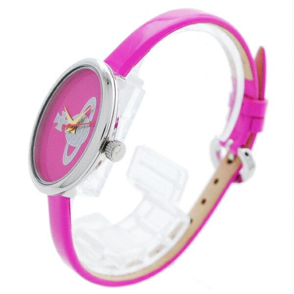 VivienneWestwood [海外輸入品] ヴィヴィアンウエストウッド メダル VV019PK レディース 腕時計 時計【】 [3年長期保証付][送料無料][ギフト用ラッピング袋付][P_10]