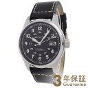 [3年長期保証付][送料無料][ギフト用ラッピング袋付][P_10]HAMILTON [海外輸入品] ハミルトン カーキ フィールドオート H70625533 メンズ 腕時計 時計