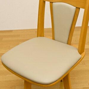 回転椅子イス・チェアーダイニングチェアー木製ATOLL回転式ダイニングチェアー2脚入り【送料無料】【こたつ/テーブル専門店】