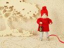 【スーパーセール中、5%オフクーポン配布中!一部対象外商品あり】アンネ ベアテ ドールズ Man with lantern 1975