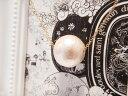 【送料無料 ( 定形外郵便 )】【最安 に挑戦】【レディース】 大粒 コットンパール ネックレスネックレス