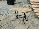 ミニマンゴーテーブル [ 無垢 テーブル 家具 チーク材