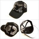 E.ARMANI EA7 帽子[38101] ブラック系 275693 7P817 00020