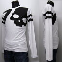 HYDROGEN メンズ ロングTシャツ[38002] ホワイト系 200611 001 WHITE
