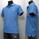 MONCLER メンズ ポロシャツ[38045] ライトブルー系 091 8345600 84556 710