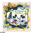 \数量&期間限定 !おまけシールプレゼント対象♪/ナカバヤシ ディズニーキャラクター Lサイズフエルアルバム 100年台紙(黒) 10枚 ミッキー&ミニー アH-LD-107-1 【Disneyzone】#101#