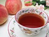 さわやかな岡山の桃の香り フレーバー紅茶 白桃 50g 【あす楽対応】