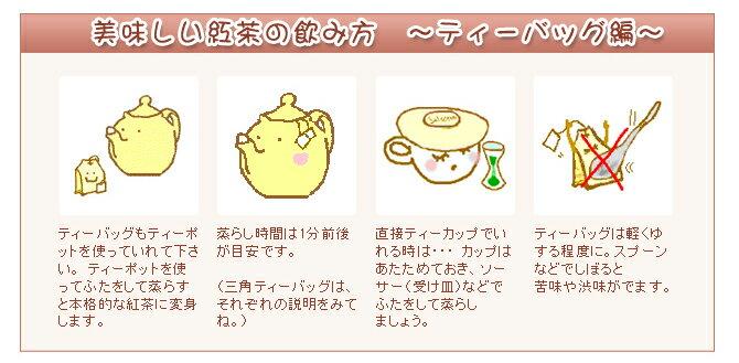 チョコベリー 三角ティーバッグ 20個入り 【...の紹介画像3