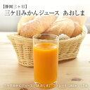 【静岡三ヶ日】三ケ日みかんジュース ストレート「あ