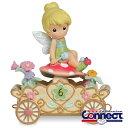 ディズニー Disney ティンカーベル ピーターパン バースデー フィギュア 6歳 プレシャスモーメンツ ギフト プレゼント