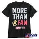 マーベル Marvel レディース メンズ兼用 10周年記念 Tシャツ 即日発送可