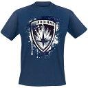 マーベル Marvel ガーディアンズ・オブ・ギャラクシー Tシャツ 半袖 レディース メンズ