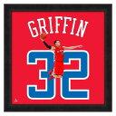 お取り寄せ NBA クリッパーズ ブレイク・グリフィン フォト ファイル/Photo File UNIFRAME 20 x 20 Framed Photographic
