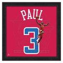 お取り寄せ NBA クリッパーズ クリス・ポール フォト ファイル/Photo File UNIFRAME 20 x 20 Framed Photographic