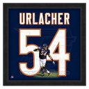 お取り寄せ NFL ベアーズ ブライアン・アーラッカー フォト ファイル/Photo File UNIFRAME 20 x 20 Framed Photographic