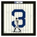 お取り寄せ MLB ヤンキース ベーブ・ルース フォト ファイル/Photo File UNIFRAME 20 x 20 Framed Photographic