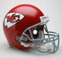 お取り寄せ NFL チーフス ヘルメット 63-73 リデル/Riddell Throwback Authentic On-Field Helmet