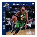 NBA ジャズ カレンダー JFターナー/JF Turner 2014 12×12 TEAM WALL カレンダー