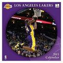 NBA レイカーズ カレンダー JFターナー/JF Turner NBA 2015 12×12 TEAM WALL カレンダー