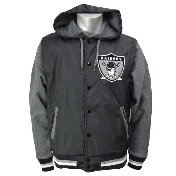 MLB NBA NFL Goods Shop | Rakuten Global Market: NFL Raiders jacket ...