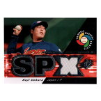WBC WBC   Japan 上原浩治 2006 SPX ユニフォーム #WM-KU Upper Deck