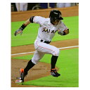 MLB マーリンズ イチロー 2015 アクション フォト フォト ファイル/Photo File