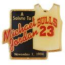 NBA ブルズ マイケル・ジョーダン 限定版 ピンバッジ November 1 1994