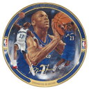 NBA ウィザーズ マイケル・ジョーダン リターンズ コレクタブル プレート キャラクター・イン・アクション (729A) Upper Deck レアアイテム