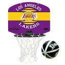 NBA レイカーズ 2017 マイクロ ミニボード スポルディング/SPALDING