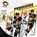 NHL ペンギンズ 2018 チーム ウォール カレンダー ターナー/Turner【セール】【1910価格変更】