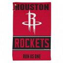 ショッピングスポーツタオル NBA ヒューストン・ロケッツ スローガン スポーツタオル ウィンクラフト/WinCraft